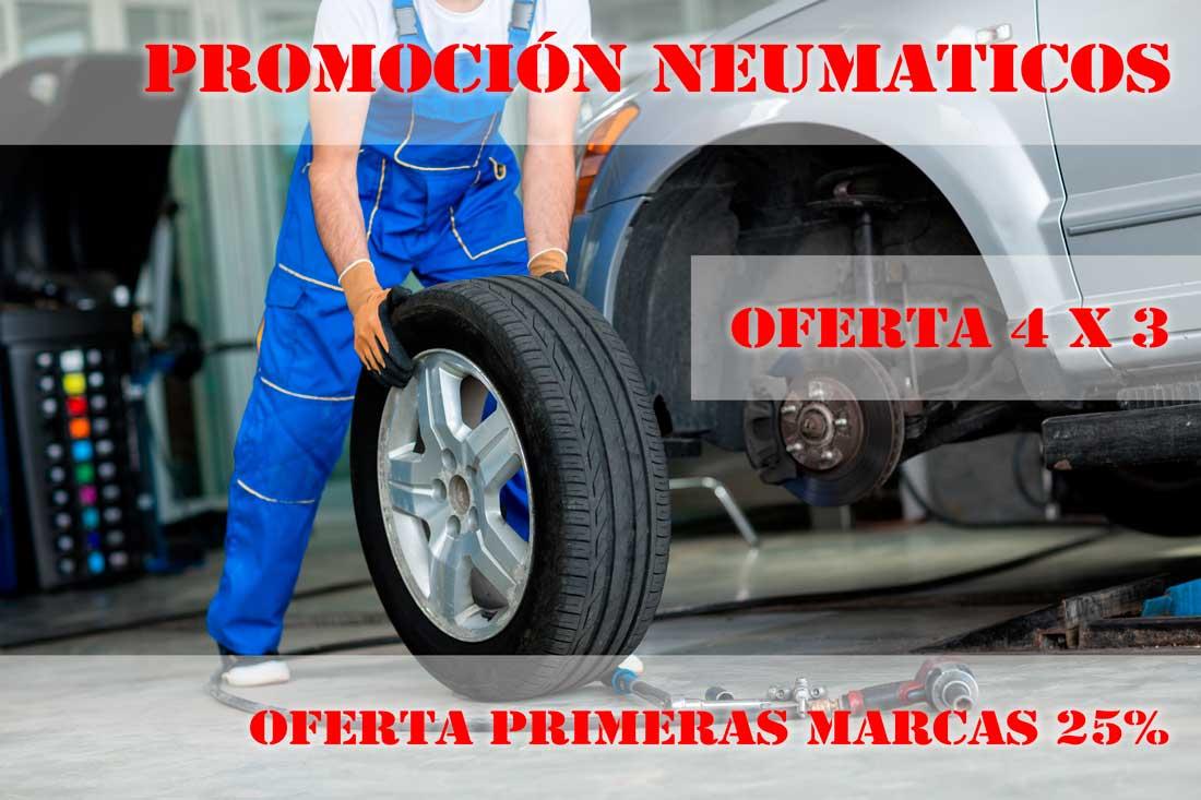 Oferta Neumáticos 4×3